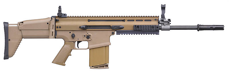 Belgium 'FN SCAR-H' (1999 - ??)
