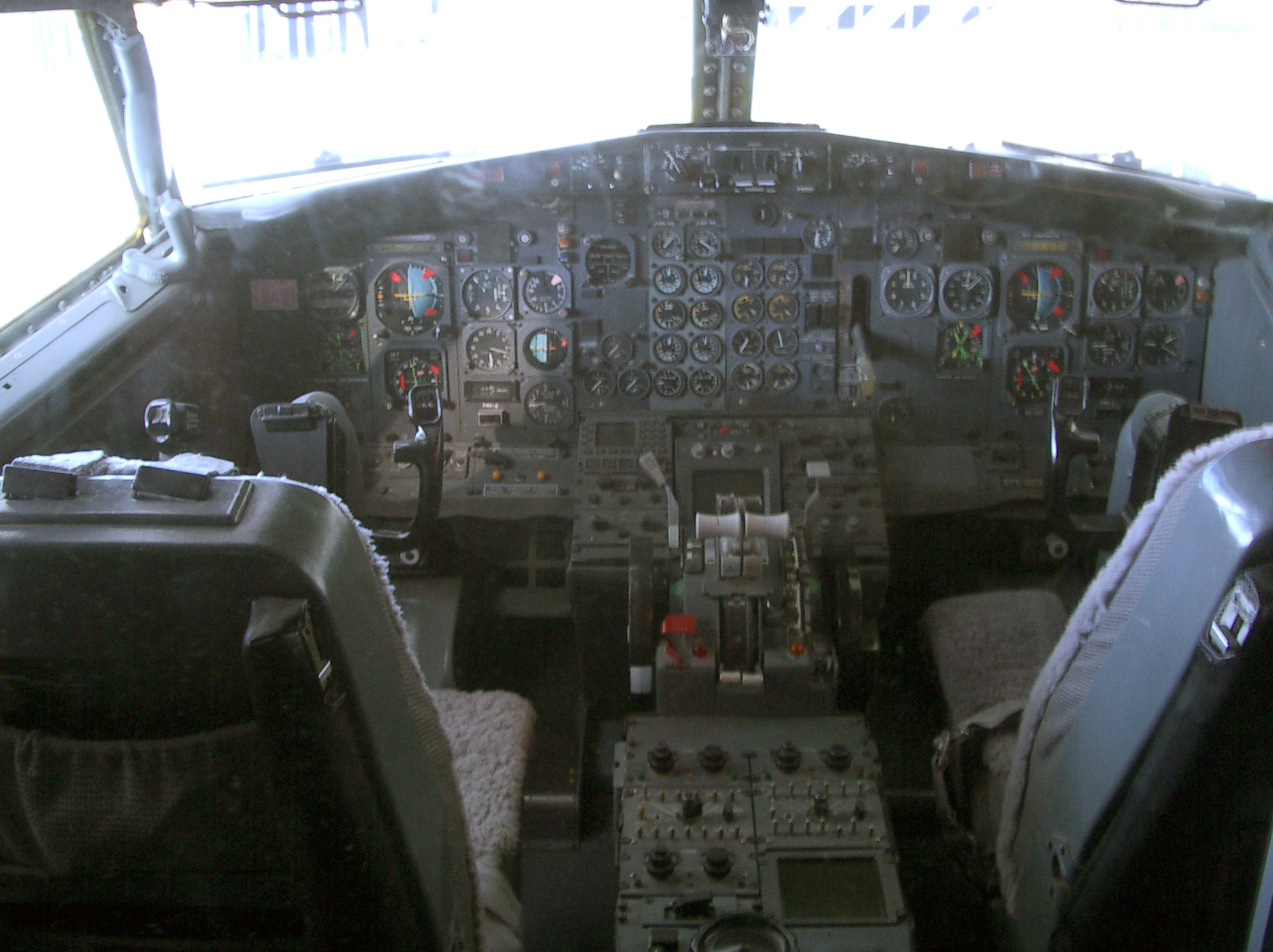 Boeing 737-200 medium jetliner