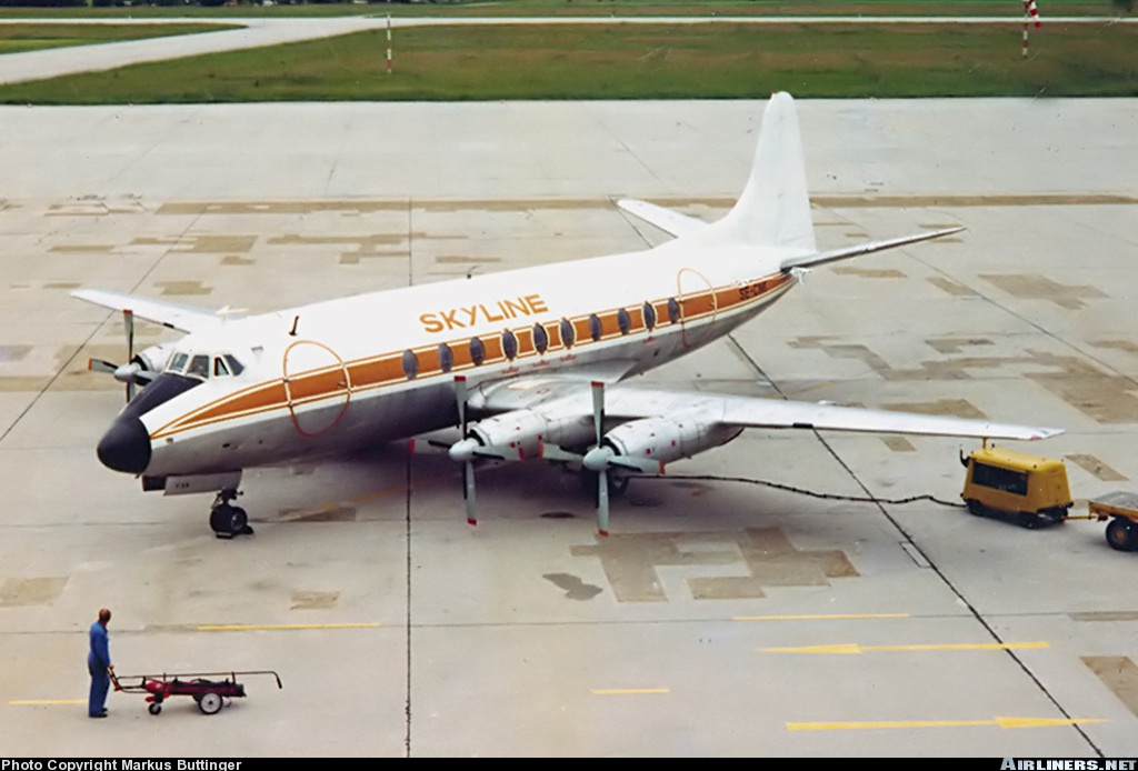 British, 'Vickers',(Viscount),V-810