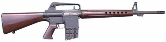 Armalite AR-10 .30Caliber (7.62x51mm)