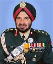Former Indian Army Generals: General Joginder Jaswant Singh (2005 - 2007)
