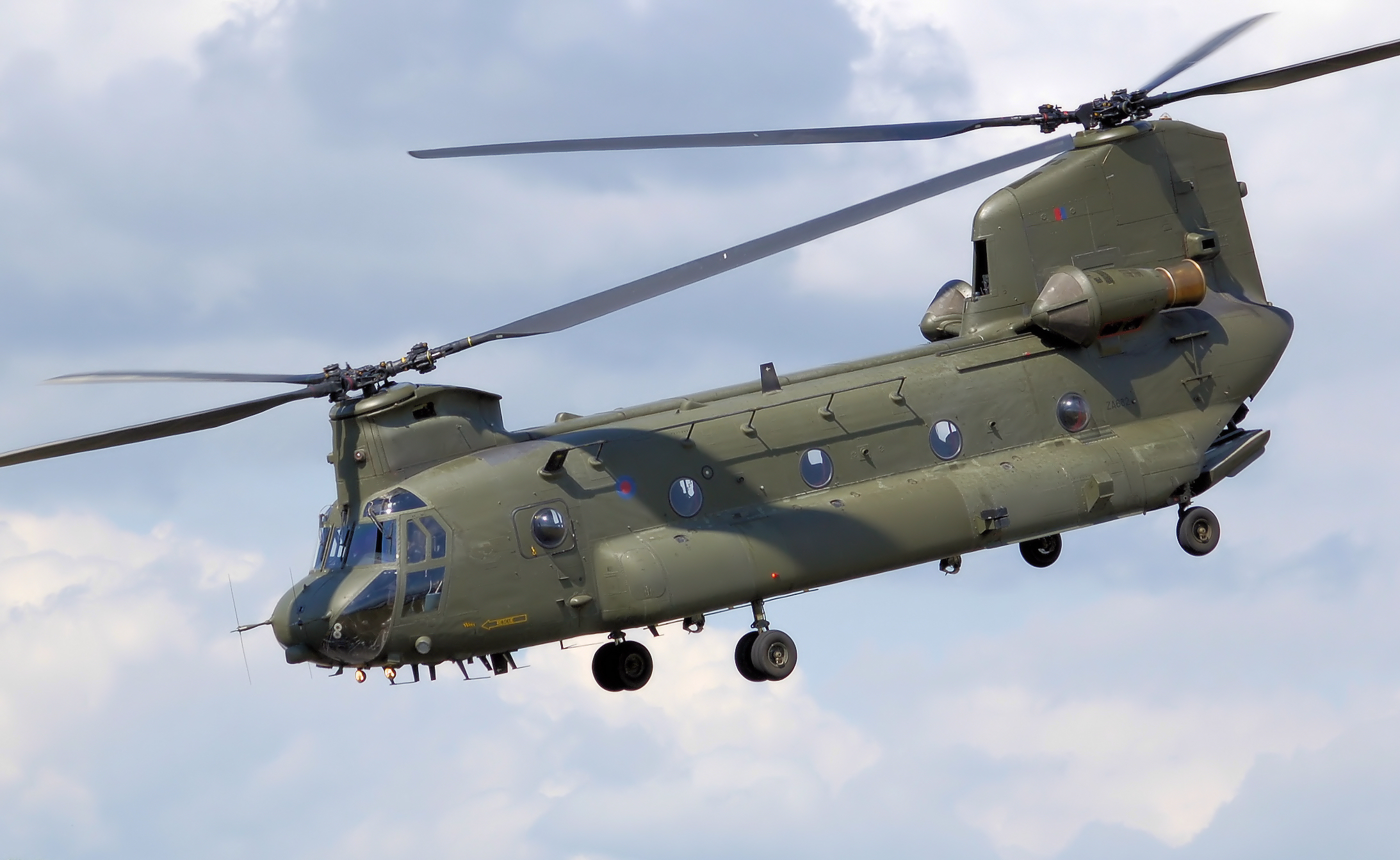 Boeings CH-57 CHINOOK tandem-rotor multi-mission Heavy lift helicopter is being offered to the Indian Armed Forces for the Military Airlift Command. India is presently the biggest defence market; for US Aerospace Companies.