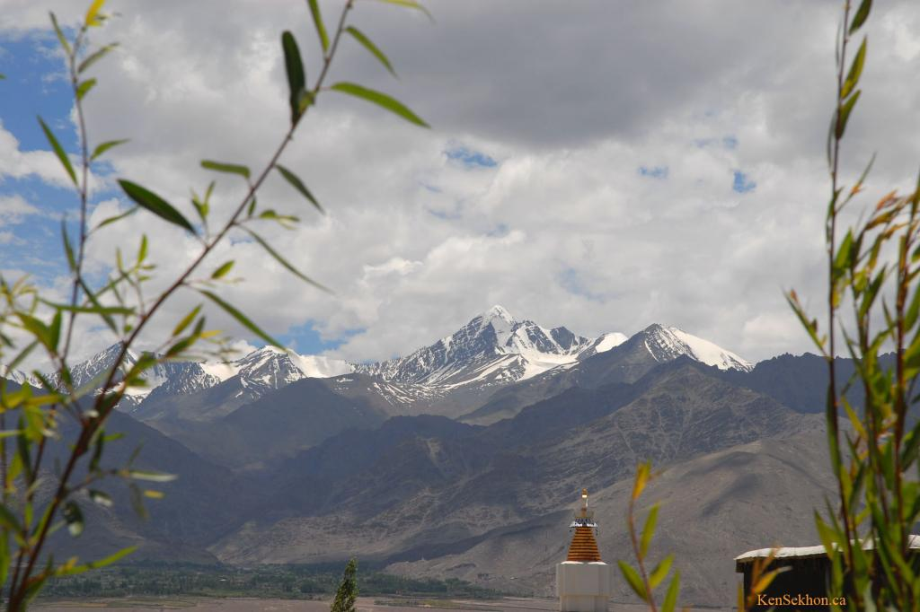 India_Ladhak_Tibet(China_Occupied_Tibet)Border_Summer