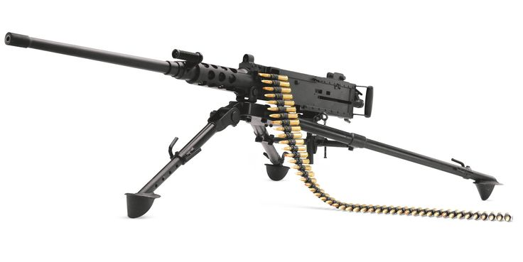 .50 Caliber 12.7x99mm HMG India's Main HMG 12.7mm (50Caliber) 'M2HB' HEAVY MACHINE GUN, Browning, USA. INDIAN ARMY HAS LIMITED NUMBER OF THE M2HB HMG. The Government of India & the Ministry of Defence (MOD), have been trying, since the 80's, to acquire a license, from the US, to manufacture this Browning HMG, with LINKED BELT FEED, in large quantities; one for every Army COMPANY (120 soldiers) !!