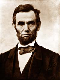 My favorite American hero, 'Ex-President Abraham Lincoln' - The 16th President of the United States (1860-1864)