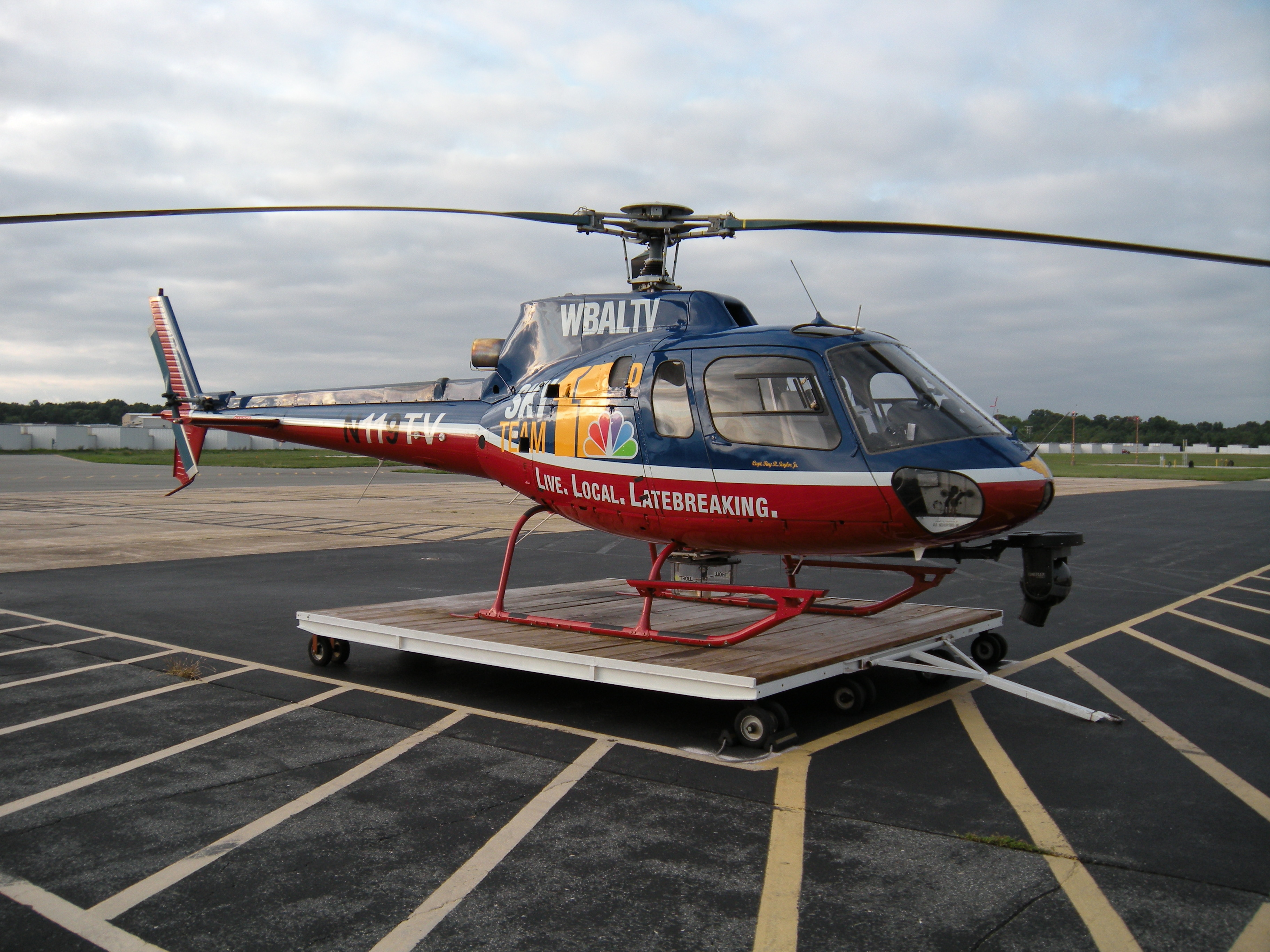 SINGLE-ENGINED 'SINGLE-ENGINED 'Eurocopter_AS550_C2_Fennec'