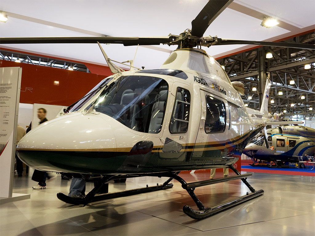 SINGLE-ENGINED 'AgustaWestland AW119 '\Koala'