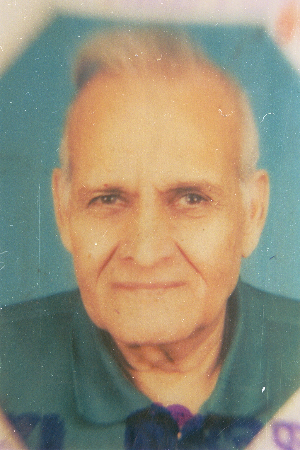 CLICK TO ENLARGE - My late, beloved father; Capt G.B.Chaturvedi,(1926 - 1998); Indian Airlines Co-Pilot, from 1957 to 1988, when he retired.