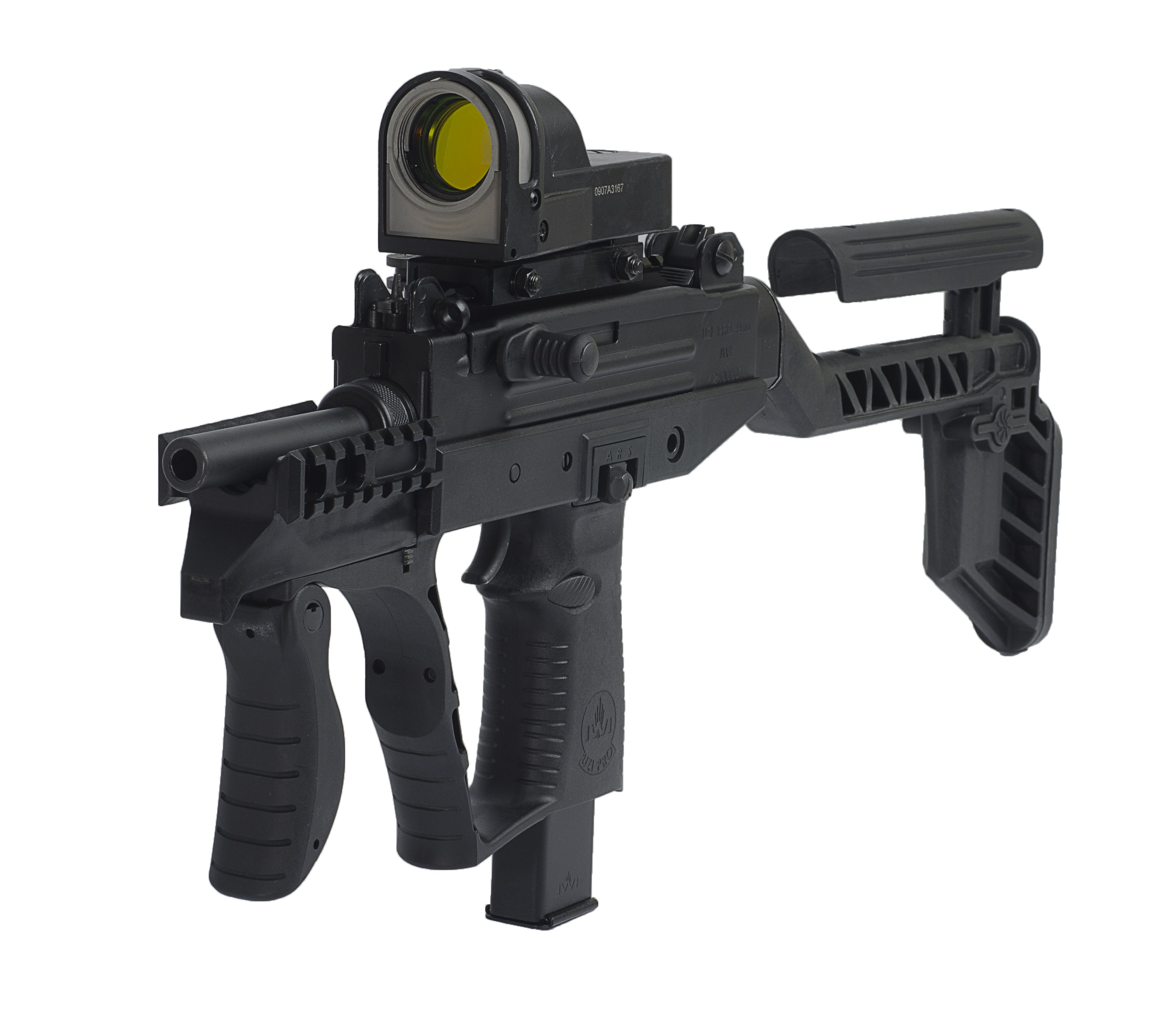 UZI Sub-Machine Pistol