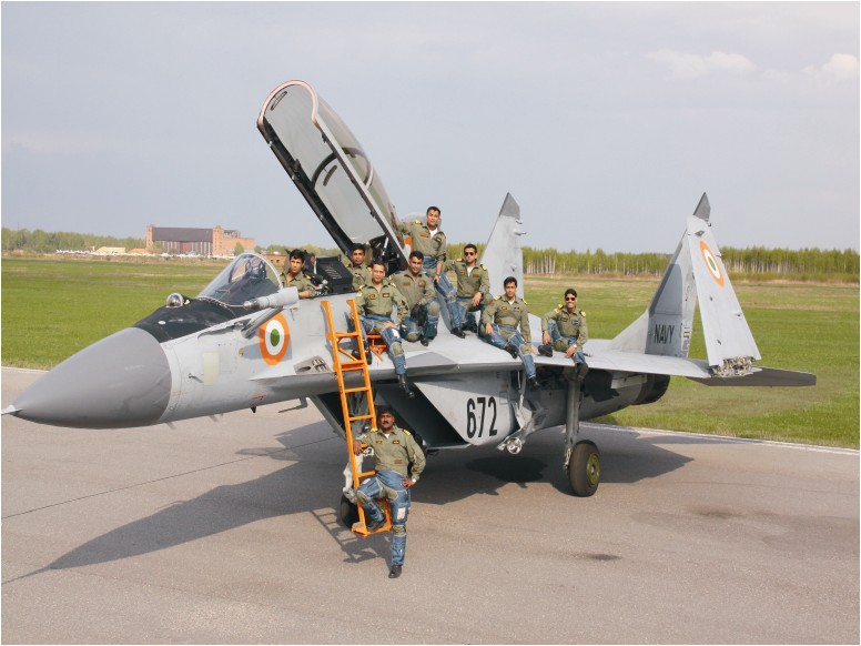 IAF Pilots in Russia for Air-Refuelling Training & Aircraft Induction Operations