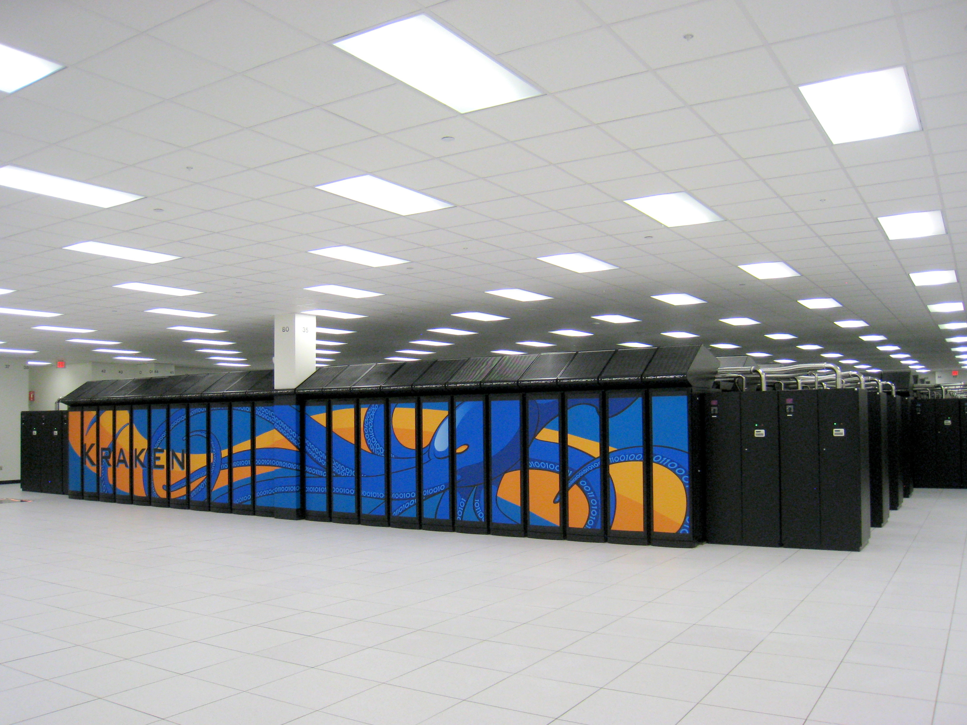 Cray XT5 Supercomputer