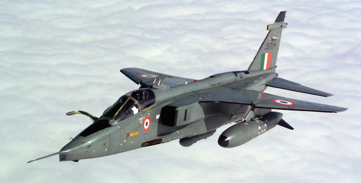 IAF JAGUAR Strike Aircraft