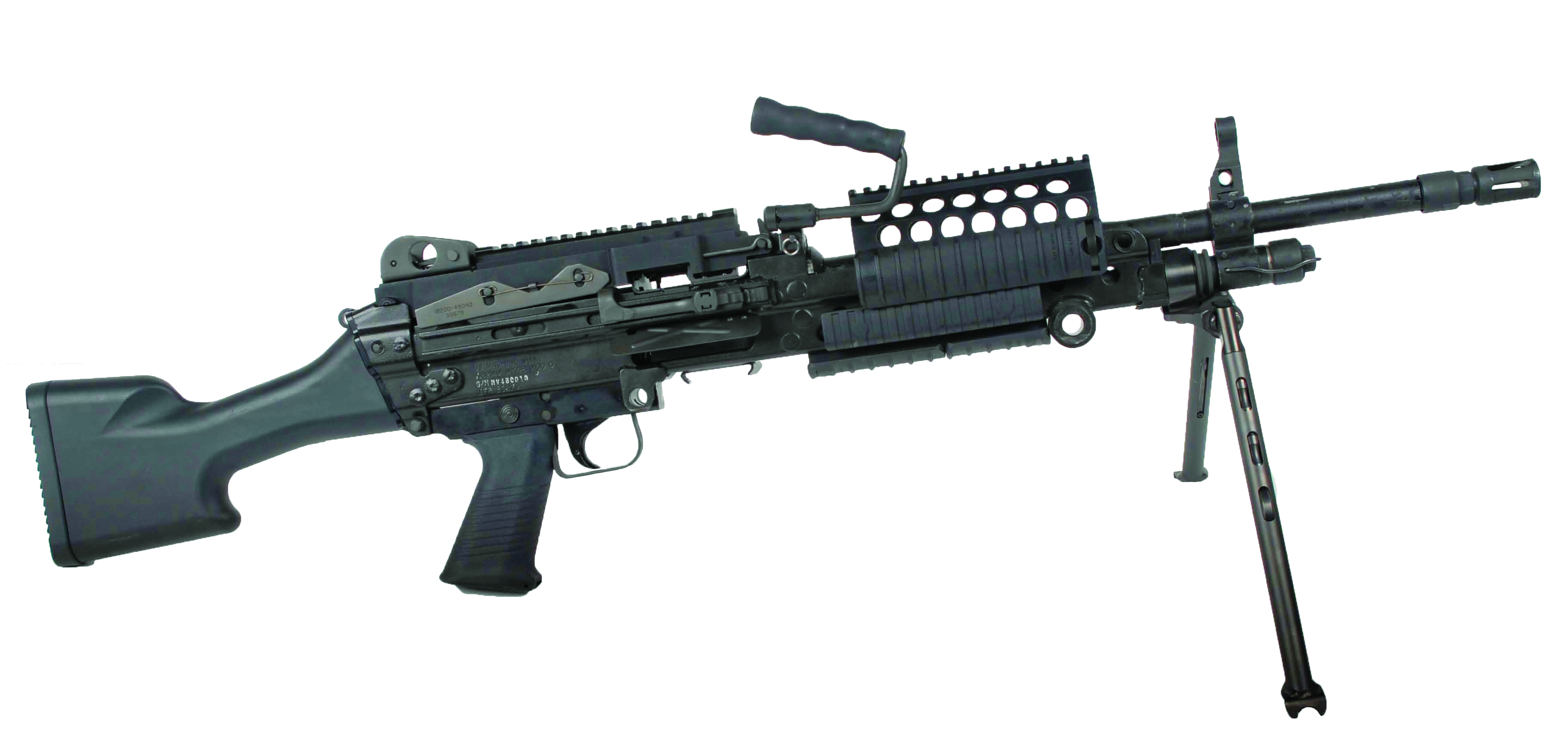 MK48-Mod1 .30Cal(7.62x51mm) Light Machine Gun