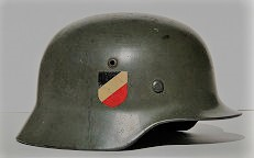 The  Wehrmacht Helmet