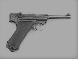 The  German Luger08 Pistol