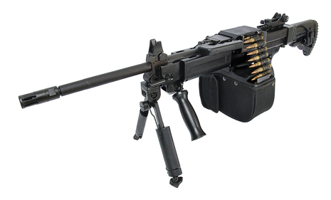 IWI - NEGEV NG7 (.30 Caliner 7.62x51mm) Light Machine Gun