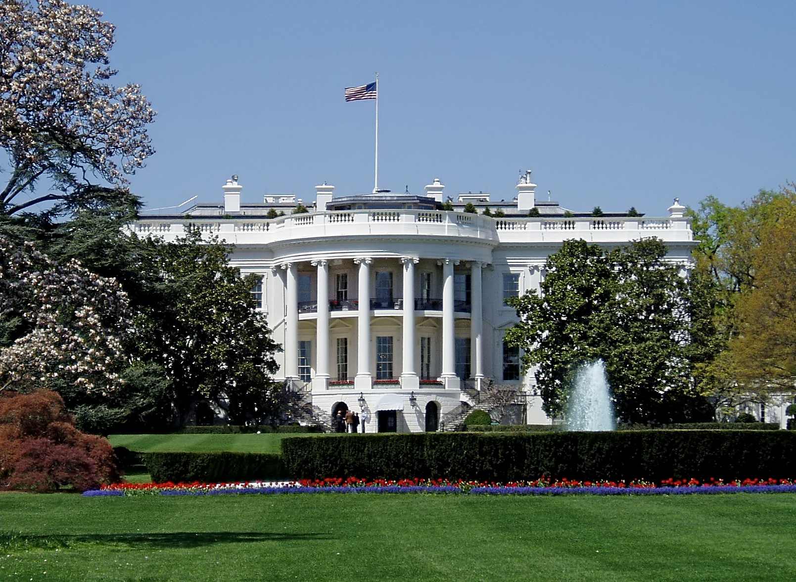 The White House, Washington DC.