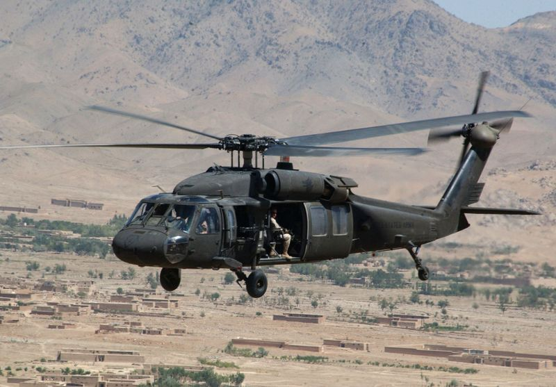 Sikorsky's UH60M BlackHawk Medium Lift Helicopter