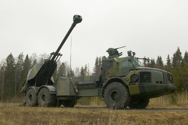 India's future prospect WHEELED SELF PROPELLED ARTILLERY, 'ARCHER-L52', 155MM_52Caliber, BAE SYSTEM  (formerly BOFORS_of_Sweden). India should re-negotiate with BOFORS or BAE to license manufacture these great guns in India. The ARCHER-L52 is battle tested in ARCTIC conditions and is best suited for the HIMALAYAS amongst all artillery guns