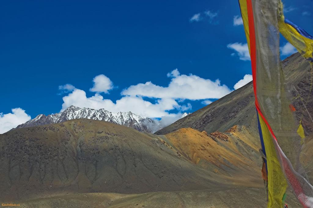 Indian_Ladhak_Tibet(China_Occupied_Tibet)_Border_Summer