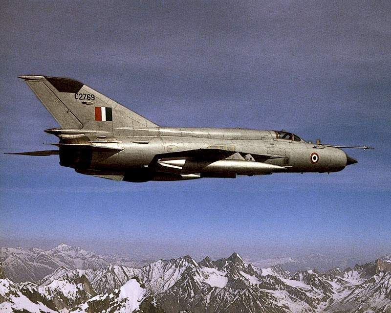 IAF_Mig_21_patrol_(NEFA)North_East_Frontier_Agency