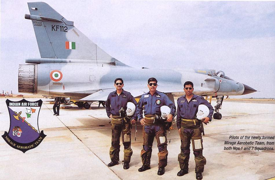 IAF_Mirage_Pilots_at_TACDE_(Tactic_And_Combat_Development_Estabilishment