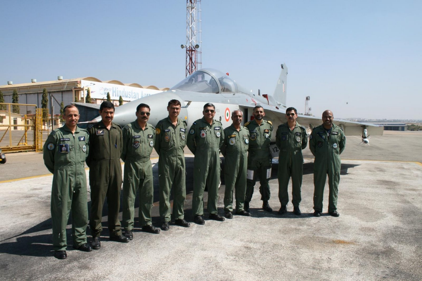 IAF_Instructors_at_TACDE_(Tactic_And_Combat_Development_Estabilishment)