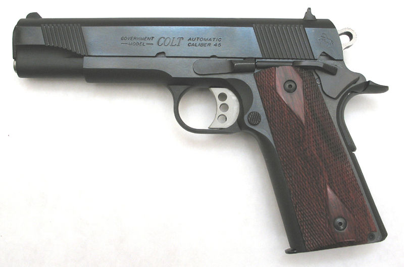 Browning .45Caliber (11.5mm)