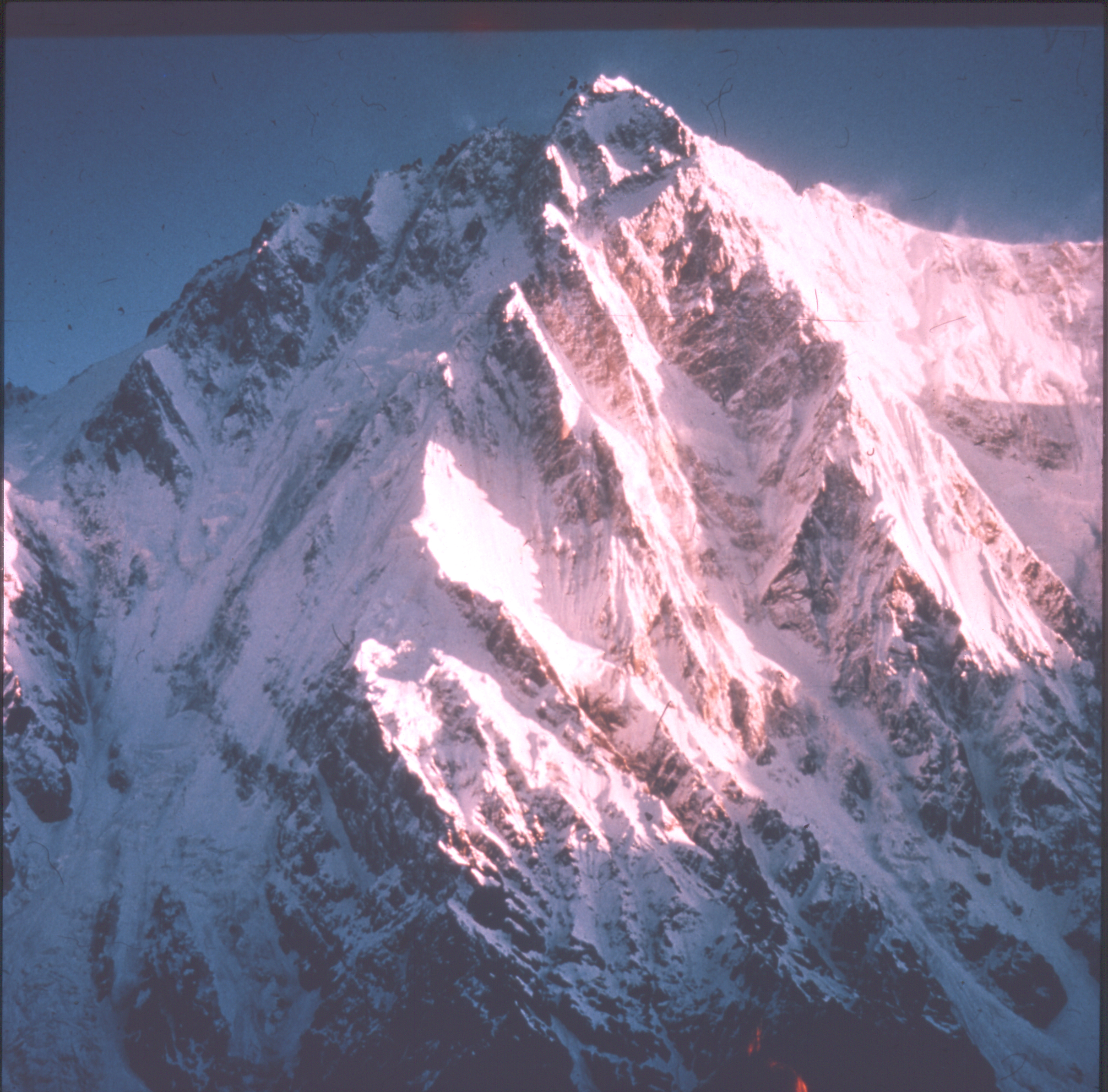 Mount 'Nanga-Parbat', 26,660 ft; 9th Highest mountain; PAKISTAN-OCCUPIRD KASHMIR; Kashmir-Himalayas.