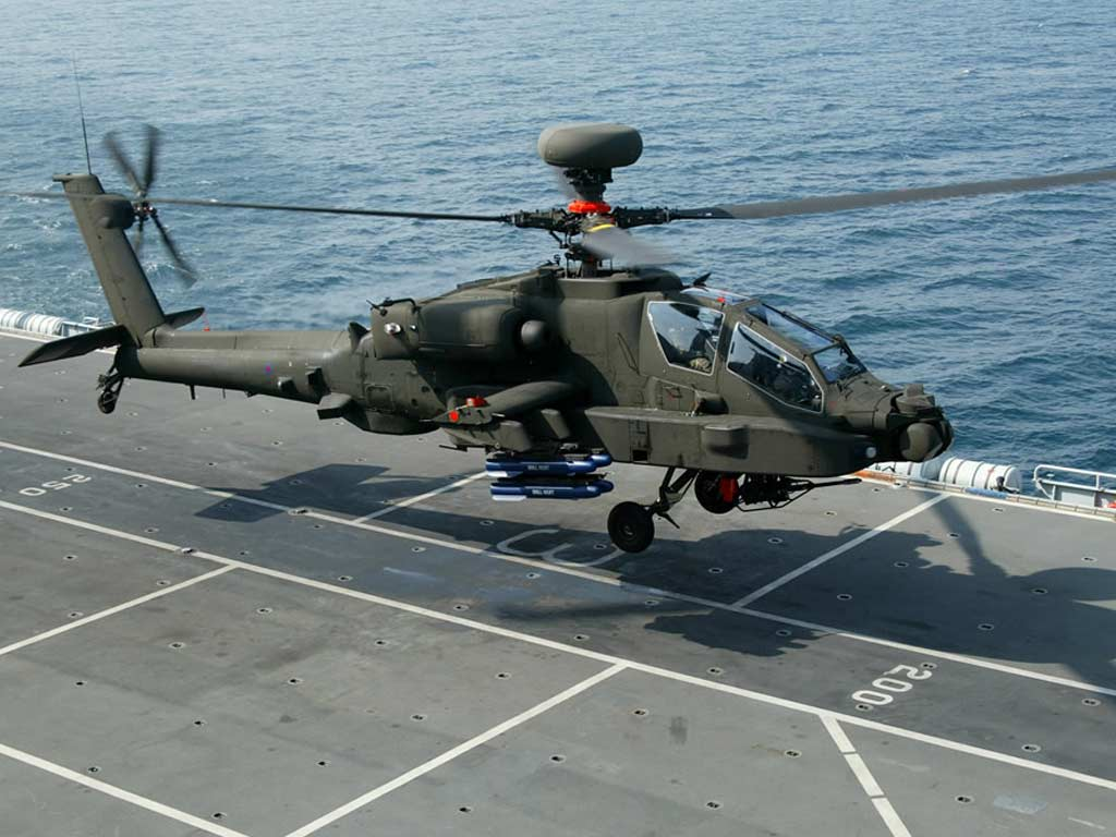 'Apache-Longbow AH-64D' 