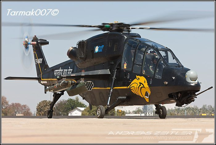 India's Light Combat Helicopter (LCH)