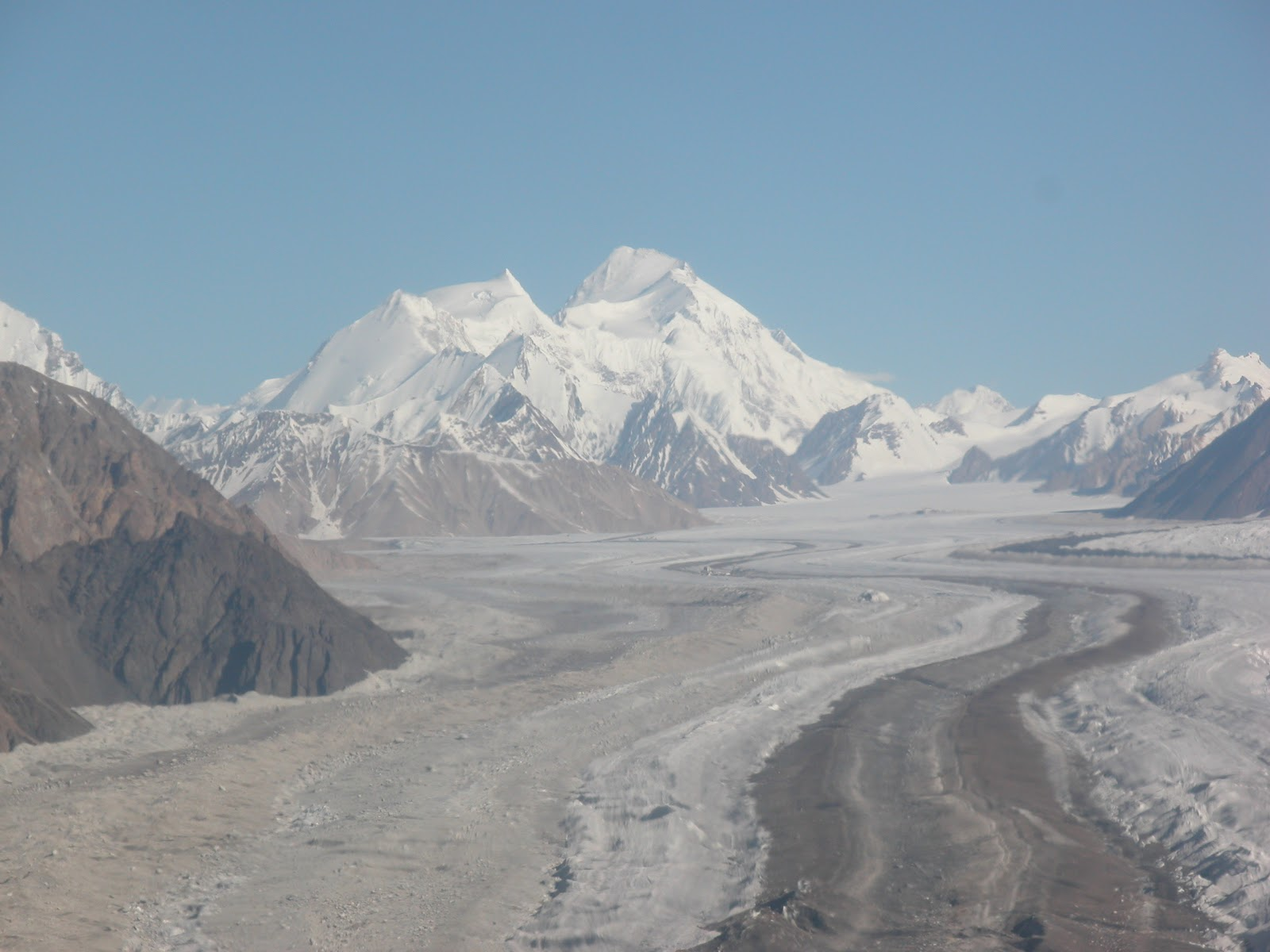 Siachen_Glacier Area; India