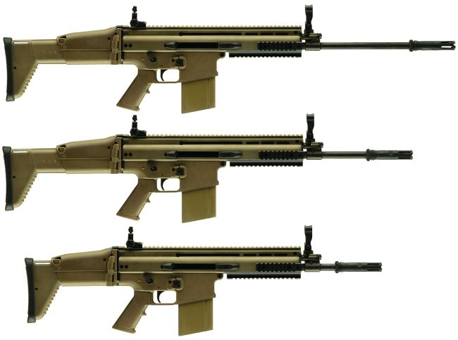 .30 Caliber 7.62x51mm BATTLE-RIFLE