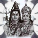 Lord Shiva & Parvati
