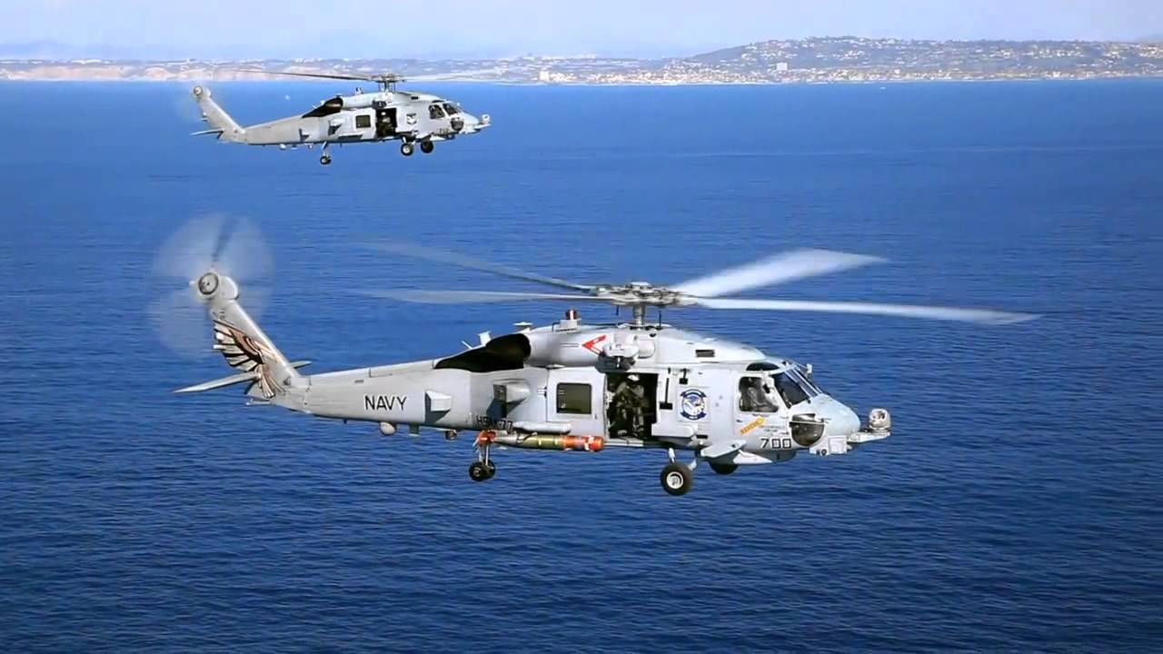 SH60 'SeaHawk' Multimission Maritime 