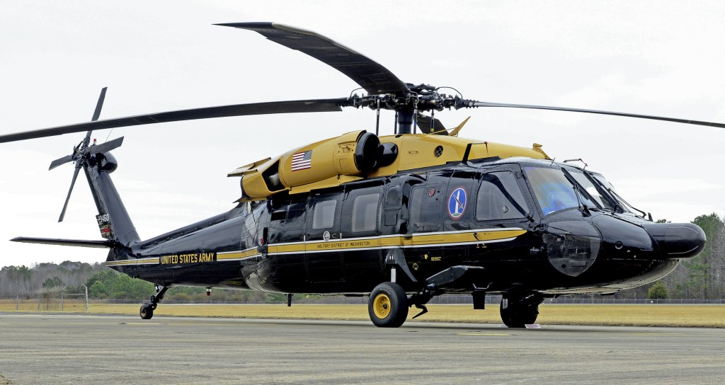 HH60 'PaveHawk' Combat Search & Rescue 