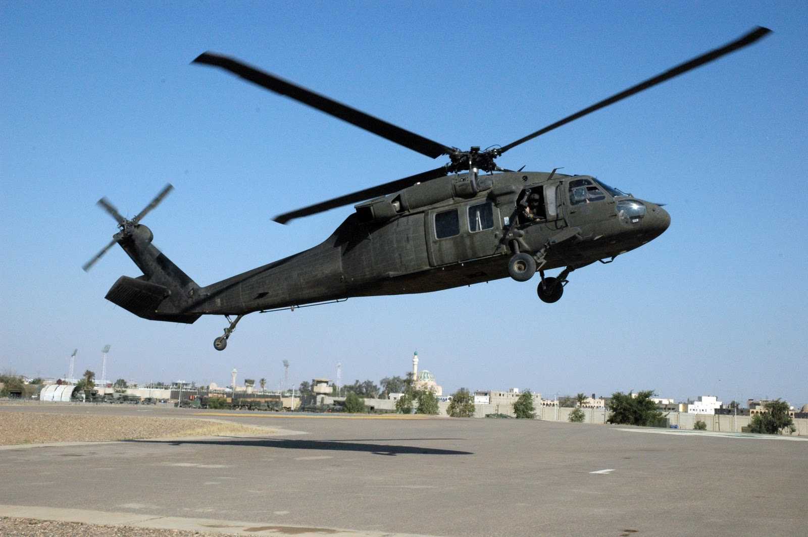 UH60 'BlackHawk' Medium Lift 'Utility' 
