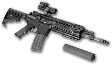 00001 404 Barrett M468 Piyade Tüfeği Hakkında Bilgi